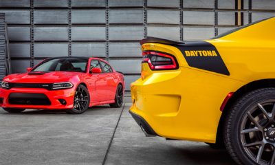 Dodge Introduces 2017 Challenger T/A and Charger Daytona