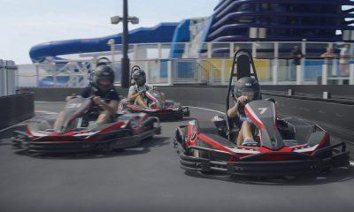Norwegian Bliss - Go-Kart Track