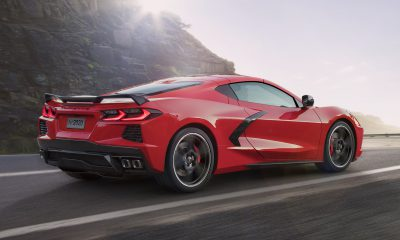 2020 Chevrolet Corvette Stingray C8