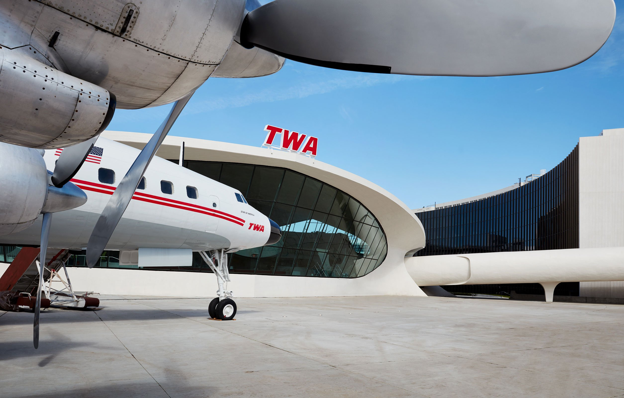 TWA Hotel - Connie