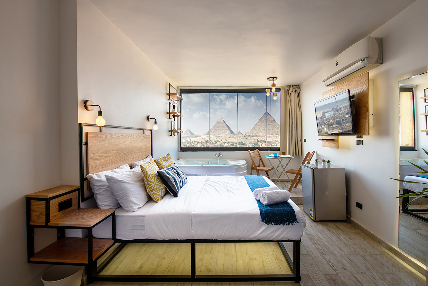 Airbnb - Pyramids Boutique Apartments