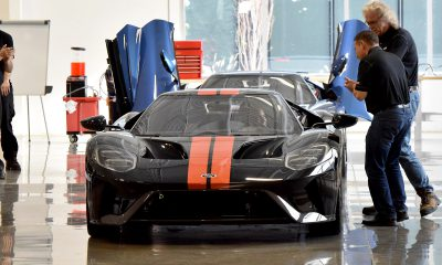 Ford GT Job One