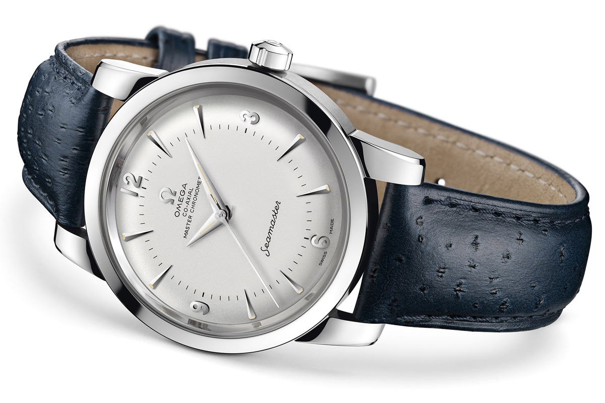 Omega Seamaster 1948 Limited Edition Central Second