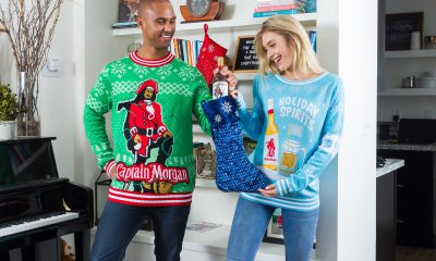 Captain Morgan Ugly Holiday Sweaters