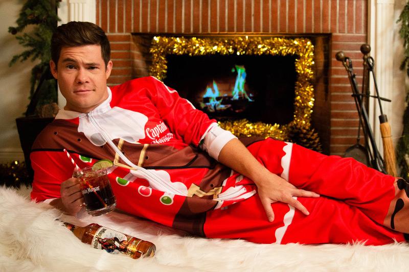 Captain Morgan Ugly Holiday Sweaters