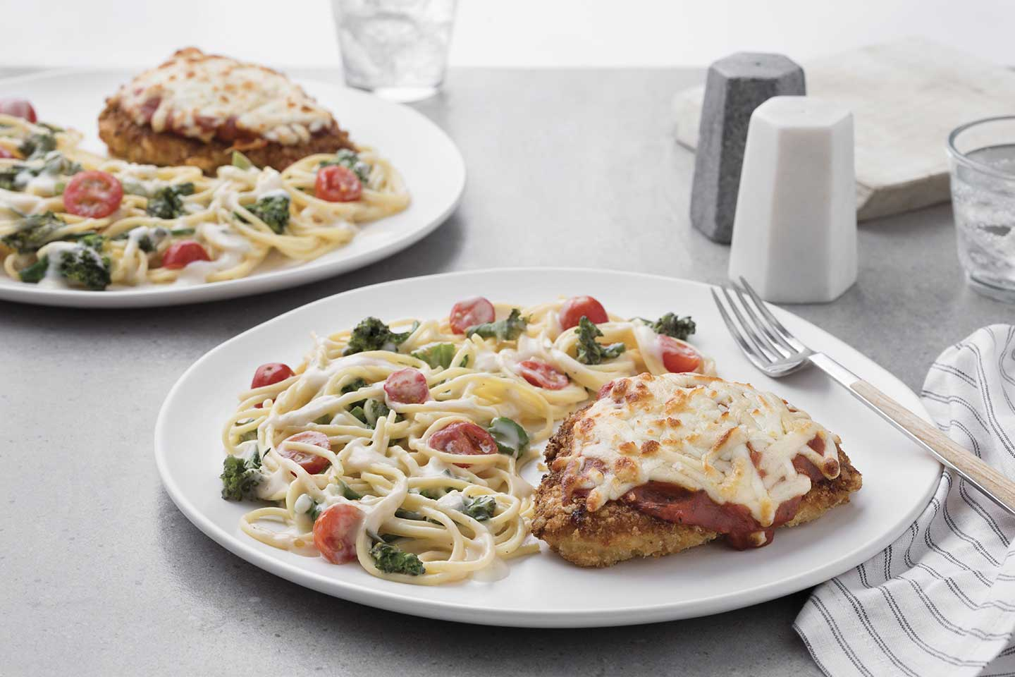 Chick-fil-A Chicken Parmesan Meal Kit