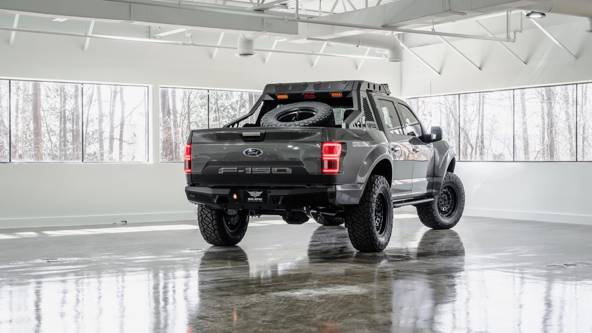 Mil-Spec Automotive Ford F-150