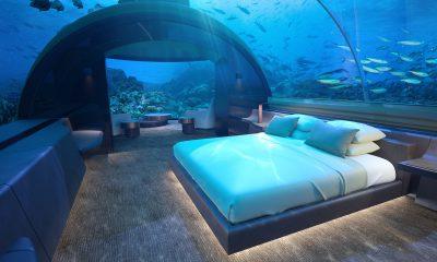Conrad Maldives Rangali Island - The Muraka