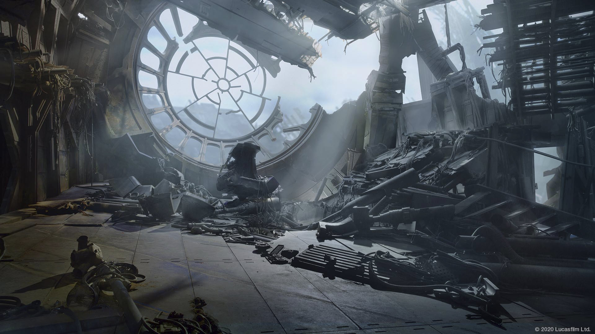 Star Wars Zoom background