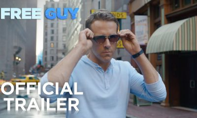 Free Guy movie trailer