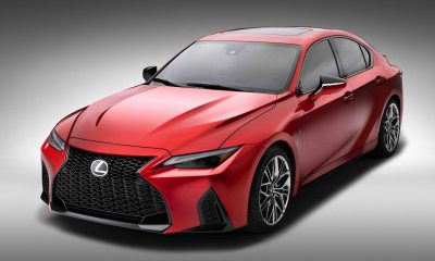 2022 Lexus IS 500